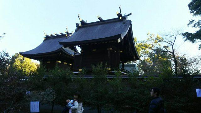 杉戸いわたけ眼科ブログ 初詣(鷲宮神社)03
