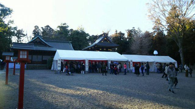 杉戸いわたけ眼科ブログ 初詣(鷲宮神社)02